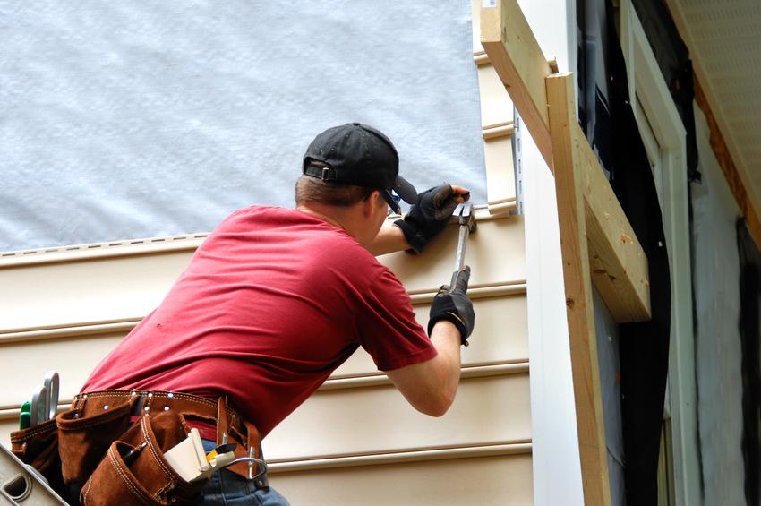 vinyl siding installation,