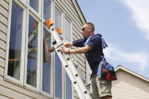 How To Clean Vinyl Window Frames Aspen Exterior Company