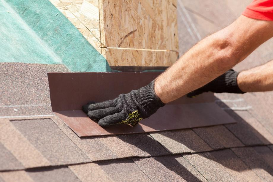 roofing work