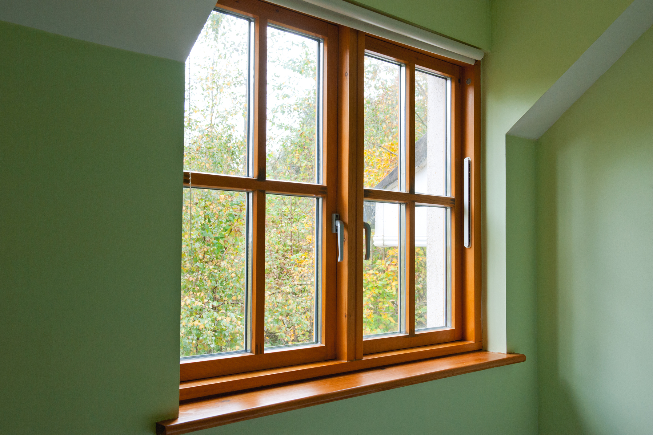 wooden-window